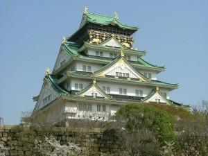 Osaka_Castillo