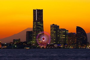 Puerto de Yokohama