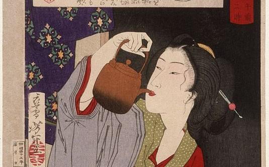 Dolços amb gust de sake