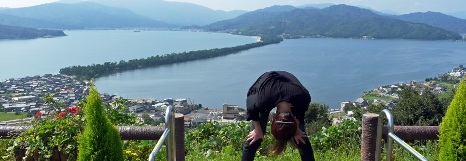 Visita a Amanohashidate (天橋立)